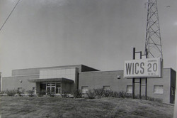 WICS New Studio 1964