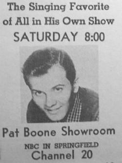 Pat Boone Show