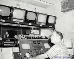 WCHU Control Room
