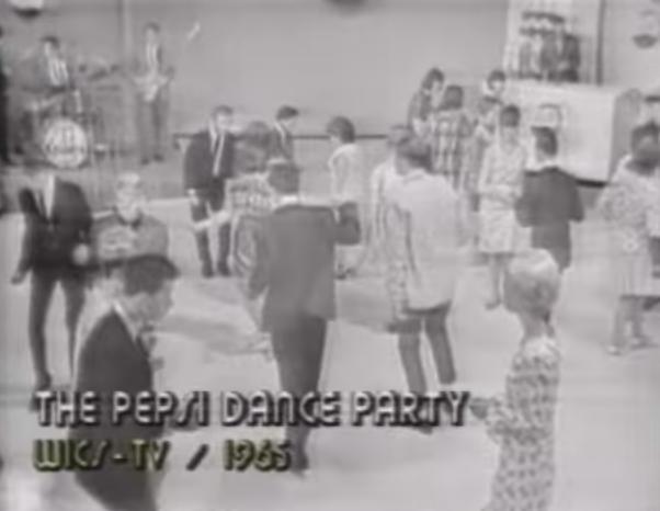 WICS Pepsi Dance Party