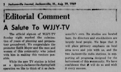 August 8, 1969, Jacksonville Journal