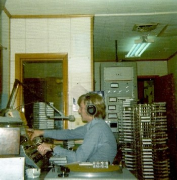 Doug Quick at the Controls for WTIM