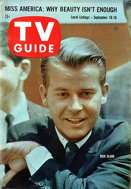 Dick Clark on TV Guide