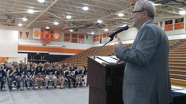 Doug Quck Speech at DARE Graduation
