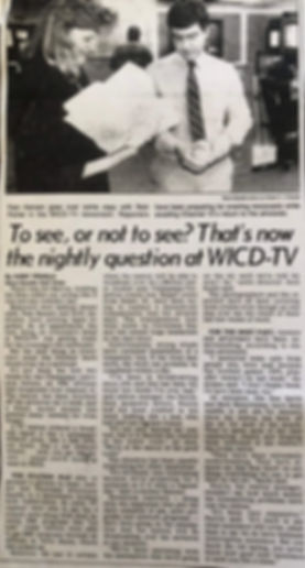 Early Januay 1990, Champaign News-Gazette
