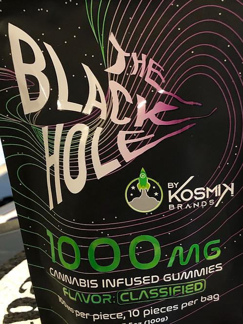 BLACK HOLE GREEN CLASSIFIED