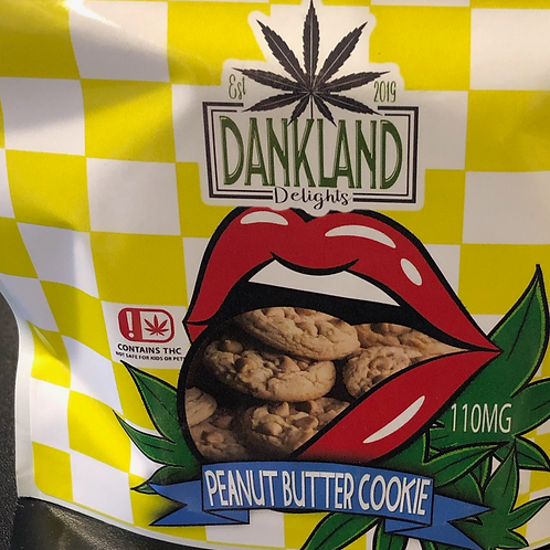 PEANUT BUTTER COOKIE 110MG