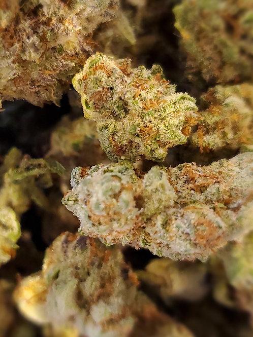 BANANNA HAMMOCK THC-25.99% TERPENES-4.67 70% INDICA 30% SATIVA