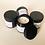Thumbnail: Les Florales - Pack de 4 petites bougies parfumées
