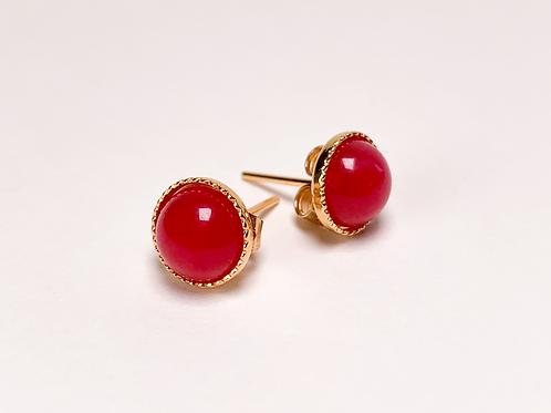 Clous Dita - Agate rouge