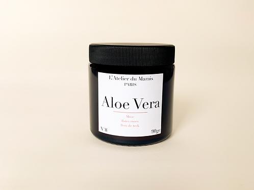 Aloe Vera - Bougie parfumée n°8