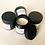 Thumbnail: Les Gourmandes - Pack de 4 petites bougies parfumées