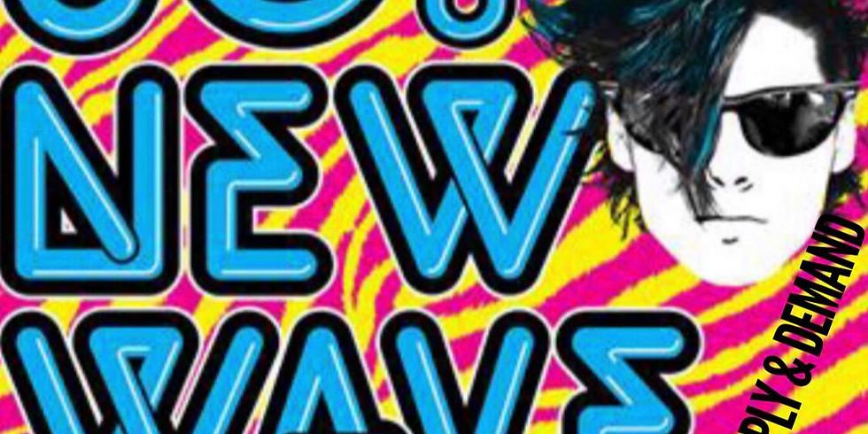 New Wave, & Punk Night with DJ Mack