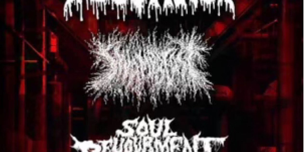 Fleshrot, Swampbeast, Soul Devourment, Dowrr ( This is not a ticket)