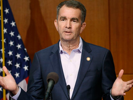 Governor Northam submits guidelines for reopening Restaurants amid COVID-19