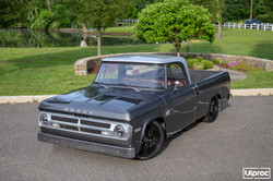 Dodge D100 1970 TITANIUM GRAY
