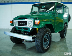 TOYOTA BJ40 1980 FOREST GREEN