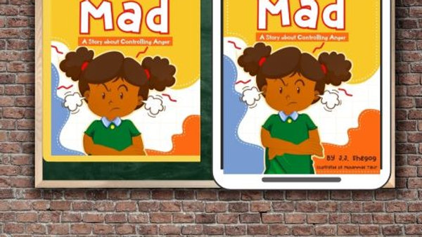 Now I'm Really Mad (Hardcover)
