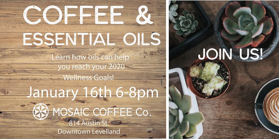 Coffee & Essential Oils