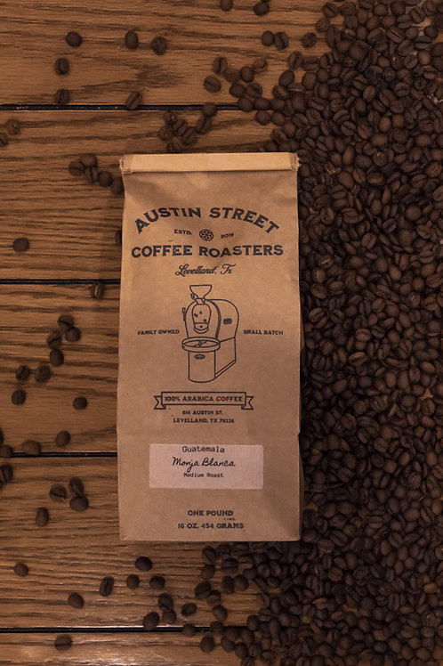 Monja Blanca - Guatemalan Medium Roast