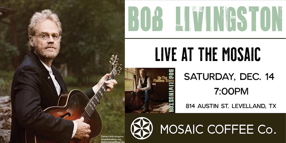 Bob Livingston - Live at the Mosaic Dec. 14