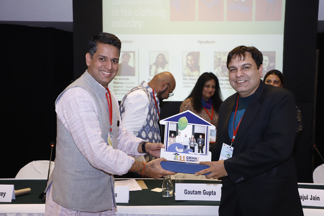 Fecilitation of Vineet Mohan