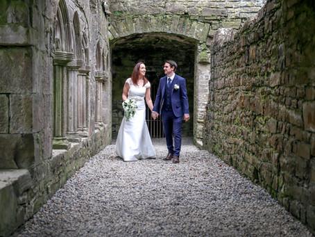 Ciara & James | Real Wedding | Annebrook House Hotel