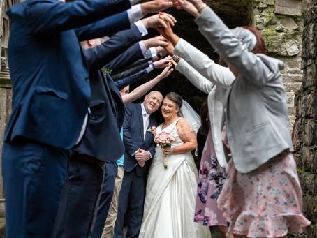 Real Wedding | Sheela & Aidan | Station House Hotel