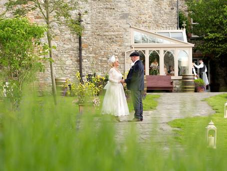 Real Wedding   Sandie & Matt   Ballymagarvey Village