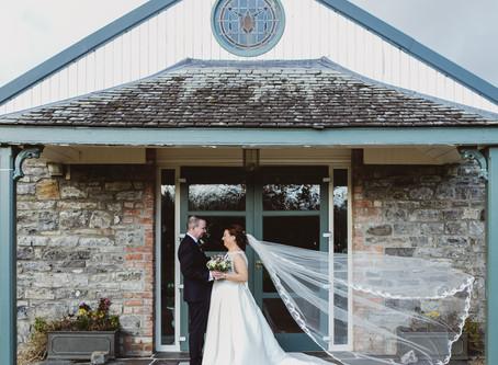 Mr & Mrs Keavney   Real Weddings   Clonabreany House