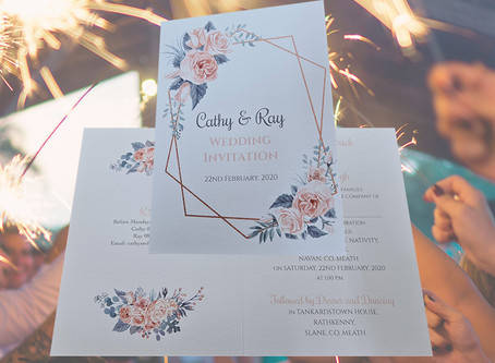Wedding Invites Designed with Love