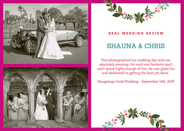 MeathPhotos Wedding Photography Reviews