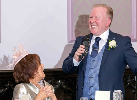 A Toast to Great Wedding Speeches
