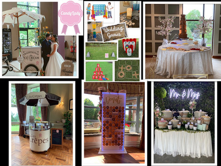 Bringing the WOW factor to Your Wedding