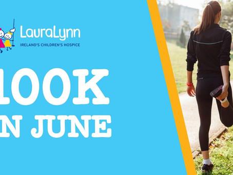 Paul's 100km Fundraiser for LauraLynn Children's Hospice