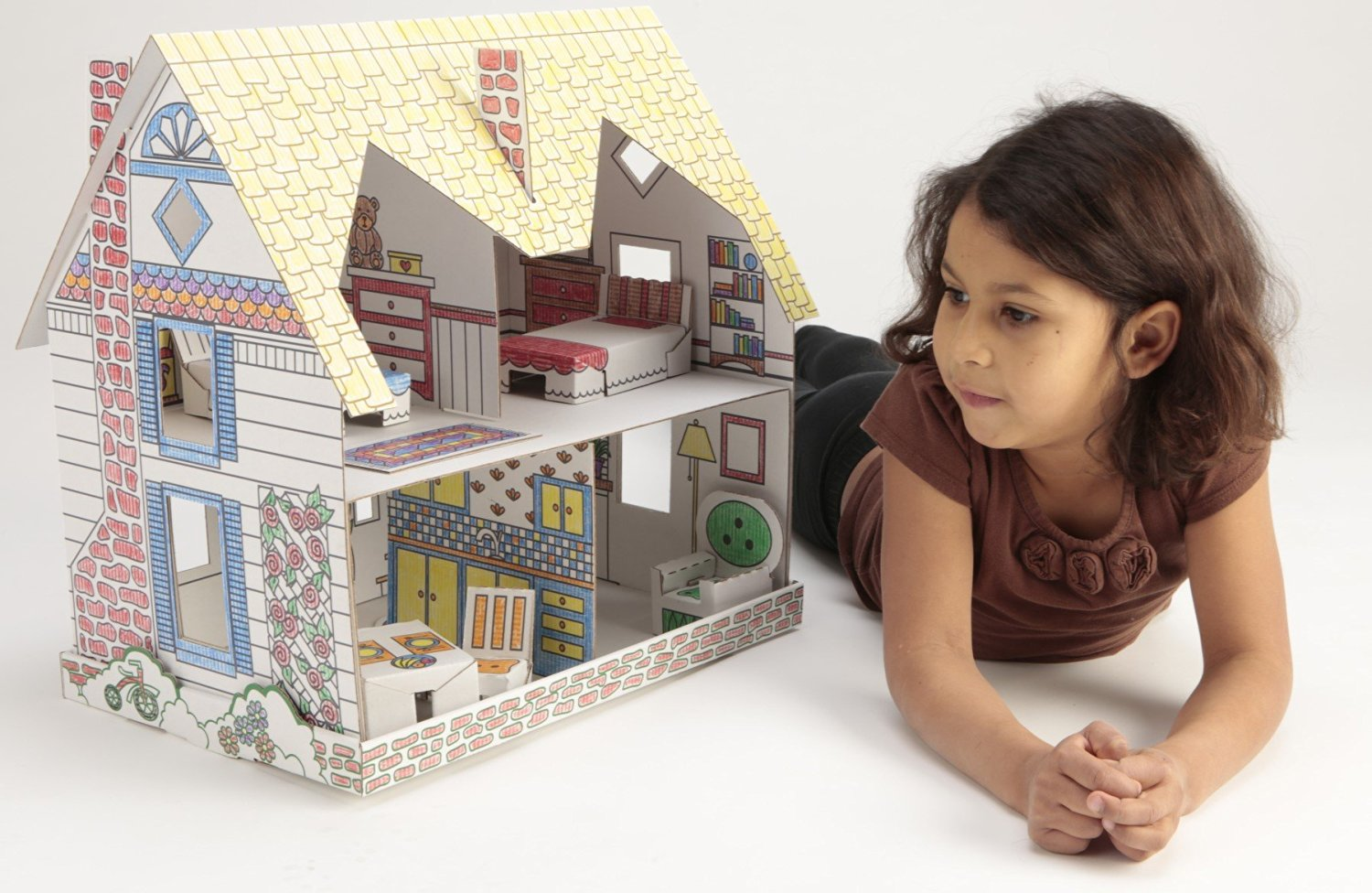 Interior Dollhouse