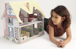 Interior Dollhouse