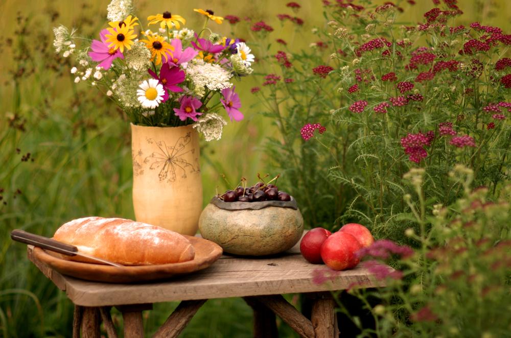 Duke Pottery - Field Flowers