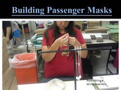 Aircraft Passenger Masks