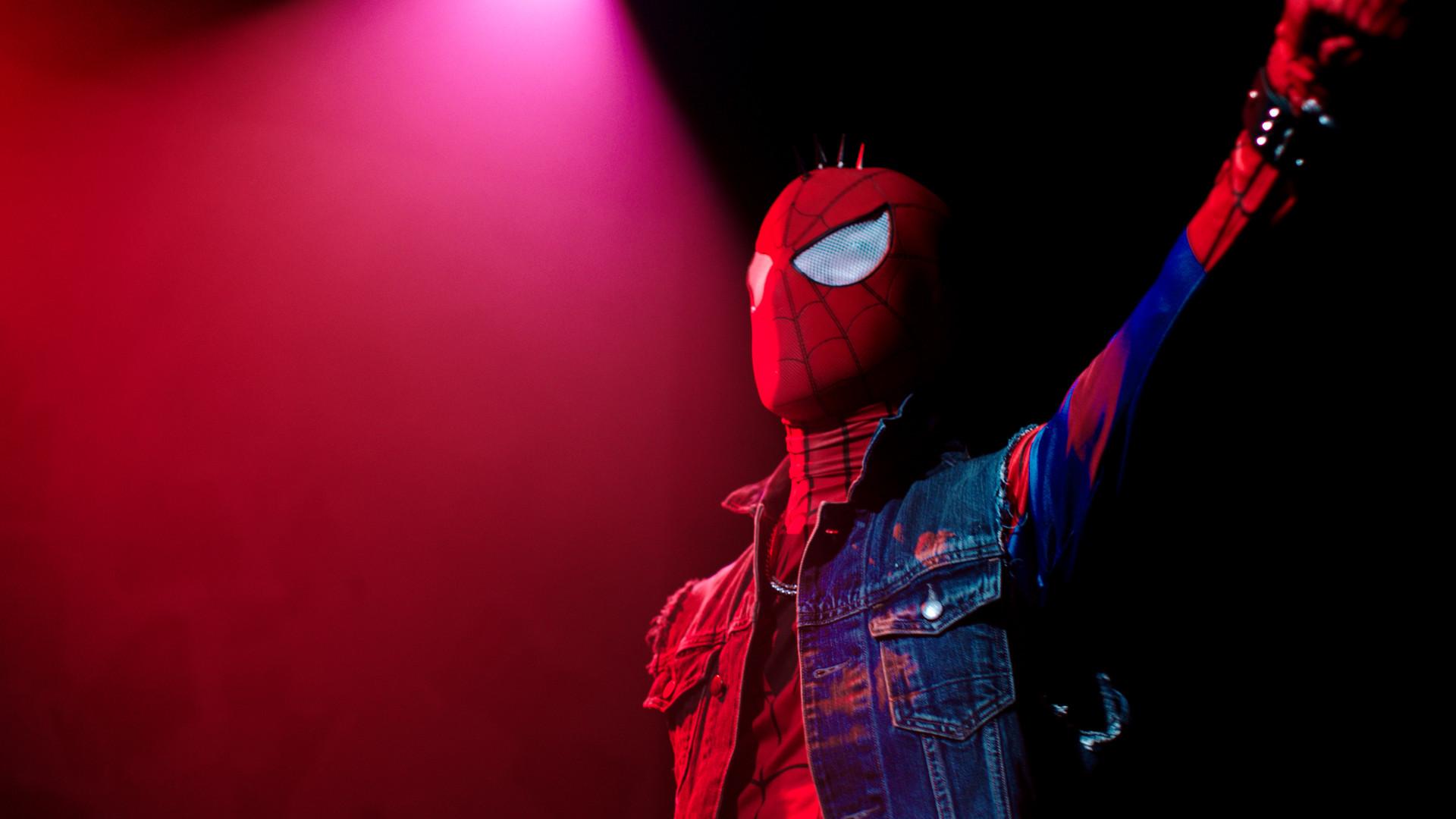 COSPLAY - Spider-Punk