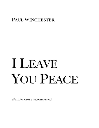I Leave You Peace Title.png