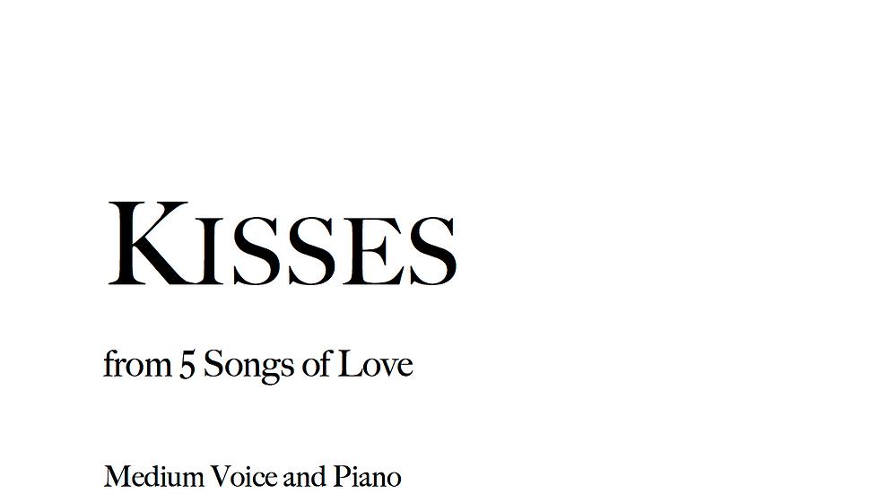 Kisses - Medium Voice