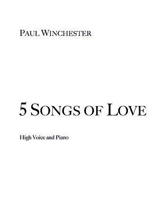 5 Songs of Love High Voice Title.png
