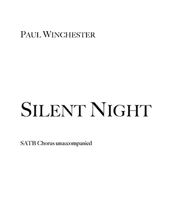 Silent Night Title SATB.png