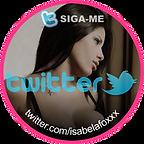 Twitter Oficial Isabela Fox