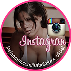 Instagram Isabela Fox