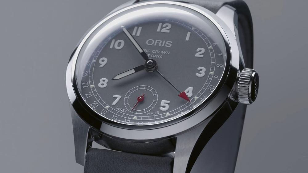 Oris Hölstein 2021 limited edition watch.