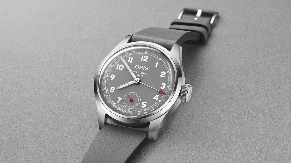 Oris Hölstein 2021限量腕錶。