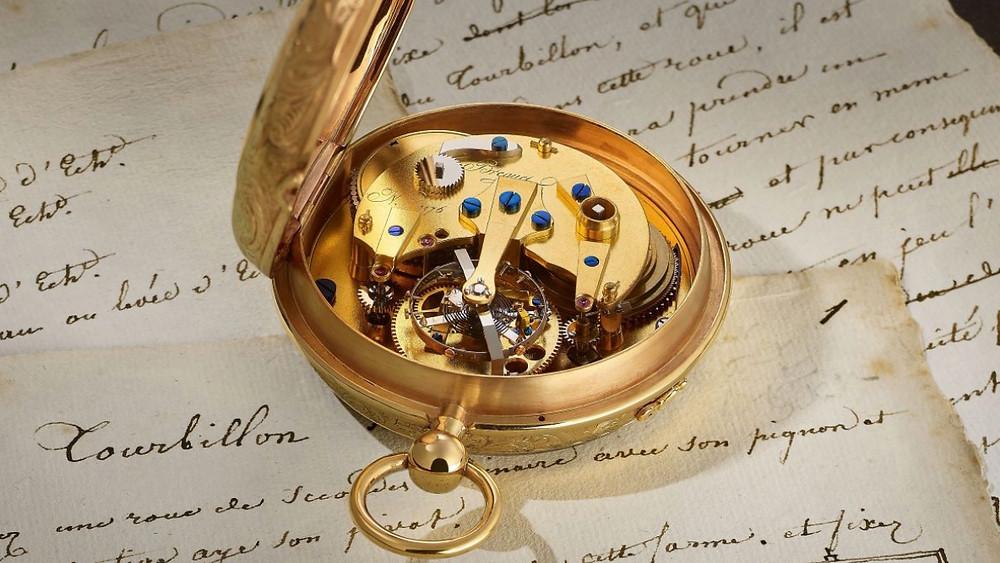 陀飛輪最初用於懷錶,問世迄今已經220年。