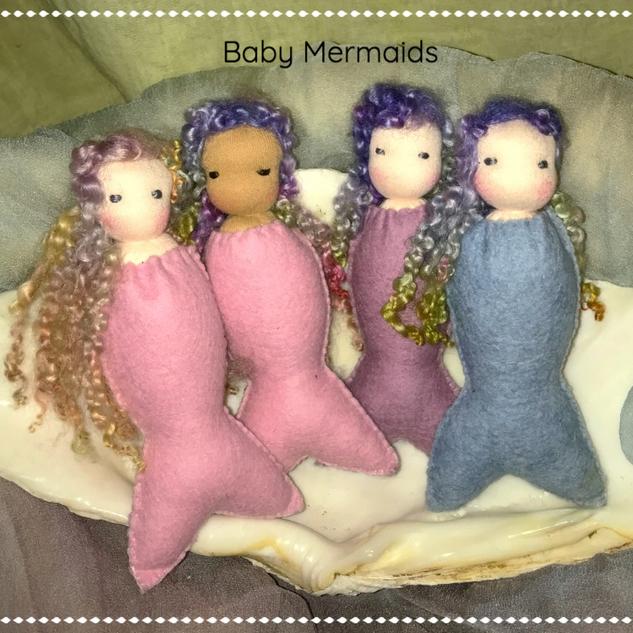 Baby Mermaids